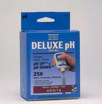 Freshwater Ph Deluxe Test Kit (29A) - Peazz Pet