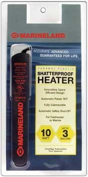 10 Watt Marineland Shatterproof Mini Heater - Peazz Pet