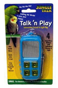 Talk & Play Phone - Small/medium (47000) - Peazz Pet