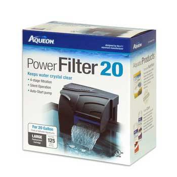 Power Filter 20 - Peazz Pet