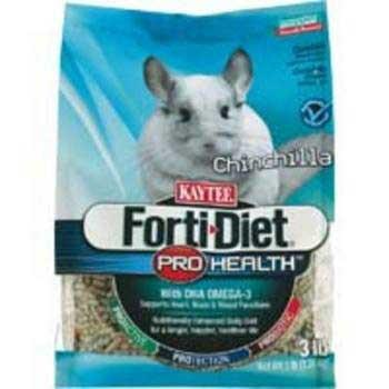 Kaytee Forti Diet Pro Health Chinchilla 3lb 6cs (100502080) - Peazz Pet