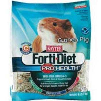 Kaytee Forti Diet Pro Health Guinea Pig 5lb 6cs (100502082) - Peazz Pet