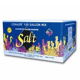 50 Gallon Scientific Grade Sea Salt  (3pc) - Peazz Pet