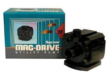 Mag - drive 2 Water Pump (200gph) (2512) - Peazz Pet