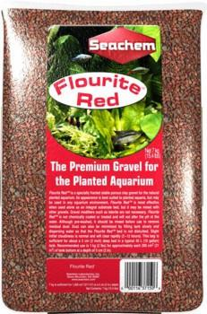 Flourite Red Clay - based Plant Gravel 7 Kilo - Peazz Pet
