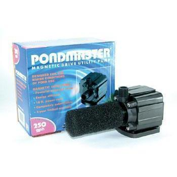 Mag - drive 2 Pond/utility Water Pump (250gph) (2522) - Peazz Pet