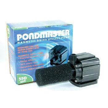 Mag - drive 3 Pond/utility Water Pump (350gph) (2523) - Peazz Pet