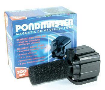 Mag - drive 7 Pond/utility Water Pump (700gph) (2527) - Peazz Pet