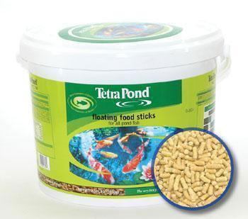 Pond Food Sticks 2.53lb (bucket) (16357) - Peazz Pet