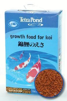 Koi Growth Food Sticks 4.85lb - Peazz Pet