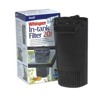 Whisper 20 In Tank Filter (25817) - Peazz Pet