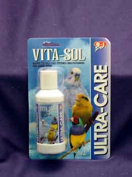 Vitasol For Birds 4oz (D328) - Peazz Pet