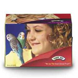 "Super Pet Bird/sa Carrier Md - 200pk 6 X 4 X 4"" (100079632)"