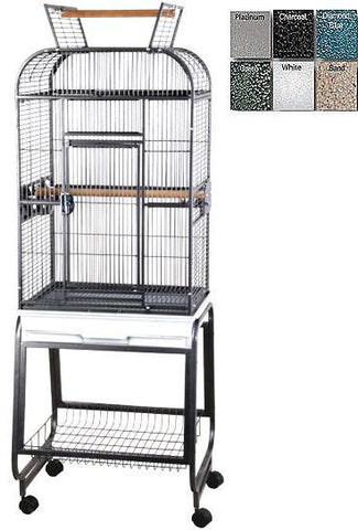 "A&E Cage 732217 Platinum 22""x17"" Play Top with Plastic Base - Peazz Pet"