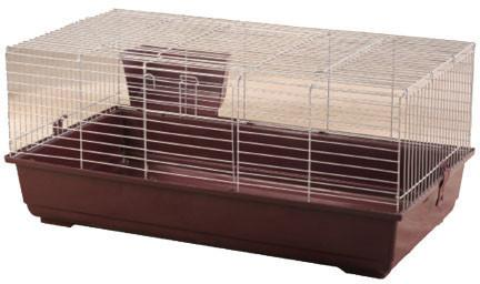 "A&E Cage RB100 Red 39""x22""x18"" (16"") - Peazz Pet"