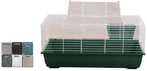 "A&E Cage RB58 Green 24"" x 13"" x 13"" - Peazz Pet"