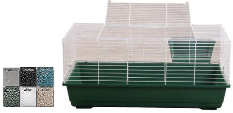 "A&E Cage RB80 Green 31""x17""x17"" (15"") - Peazz Pet"