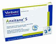 Anxitane S (L-Theanine) Chewable Tablets, 30 Count - Peazz Pet
