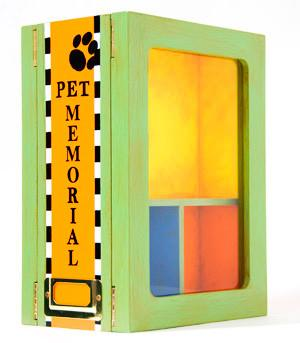 Art Pet Memorials Create Your Own Pet Memorial - Peazz Pet