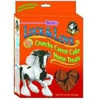 Luck & Love Carrot Cake Treat 1 Lb (53307) - Peazz Pet