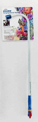 Classic Hanging Basket Wand Silver 36 Inch (10-22358) - Peazz Pet