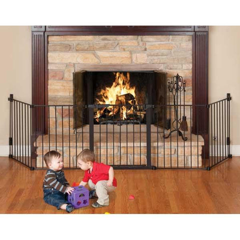 Kidco Hearthgate-Fireplace, Hearth & BBQ Grill (G3100) - Peazz Pet
