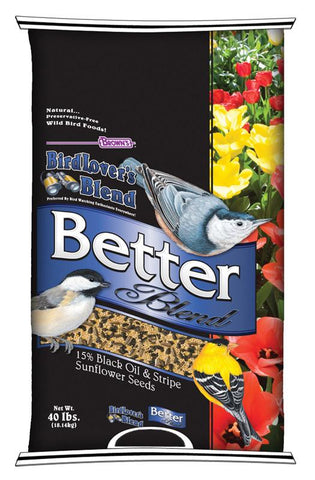 Blb Lovers Better Blend 40 Pound (40832) - Peazz Pet