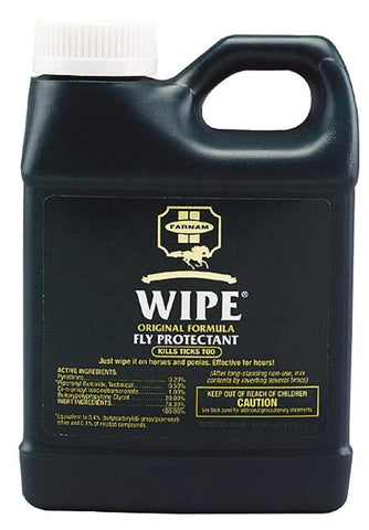 Wipe Fly Protectant Original Quart (10123) - Peazz Pet