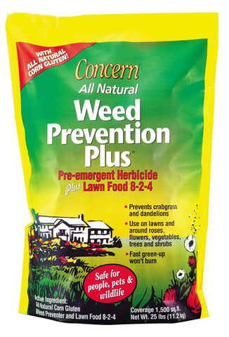 Concern Weed Prevention Plus 25 Pound (97185) - Peazz Pet