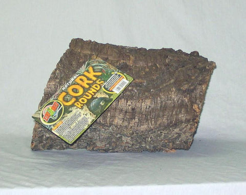 Cork Bark Round Large (Cf9-L) - Peazz Pet
