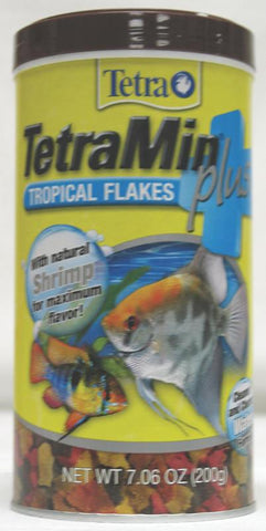 Tetramin Plus 7.06 Ounce (77243) - Peazz Pet