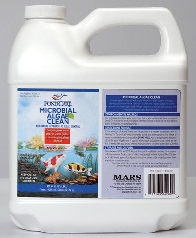 Pc Microbial Algae Clean 1 Gallon (269C) - Peazz Pet