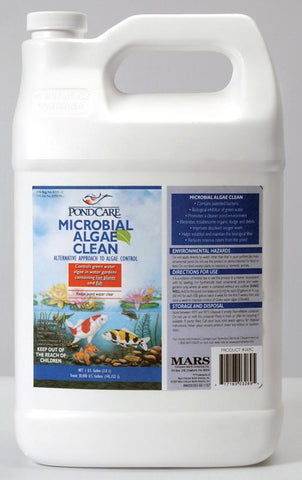 Pc Microbial Algae Clean 64 Ounce (269D) - Peazz Pet