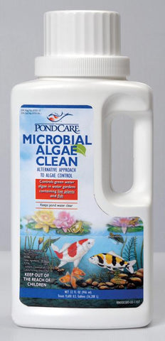 Pc Microbial Algae Clean 32 Ounce (269G) - Peazz Pet