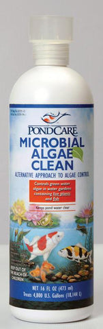 Pc Microbial Algae Clean 16 Ounce (269B) - Peazz Pet
