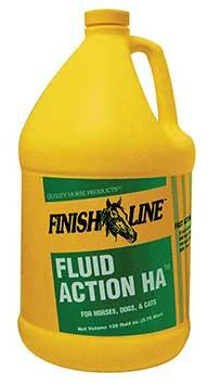 Fluid Action Ha Joint Therapy for Horses 128 oz (52128) - Peazz Pet