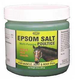 Epsom Salt Equine Poultice - Durvet 20 oz. (01 0690) - Peazz Pet