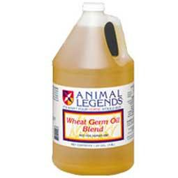 Wheat Germ Oil Blend - Gallon (11128) - Peazz Pet
