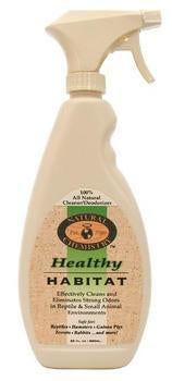 Natural Chemistry Healthy Habitat 22 Oz. (650ml) (11031) - Peazz Pet