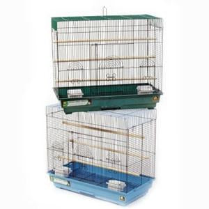 Parakeet Flight Cage 23 x 15 x 20 - Case of 2 (1804) - Peazz Pet