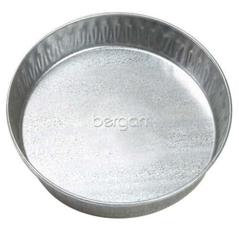 Bergan Galvanized Pan 3 Quarts  BER-11897 - Peazz Pet