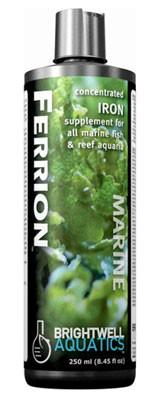 Brightwell Aquatics Ferrion Liquid Iron Supplement, 250 ml - Peazz Pet