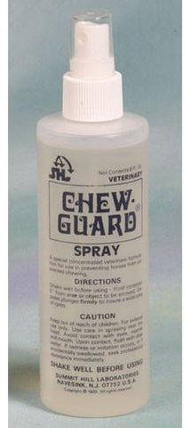Chew Guard Spray For Horses, 8 oz. - Peazz Pet
