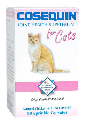 Cosequin for Cats, 80 Sprinkle Capsules - Peazz Pet