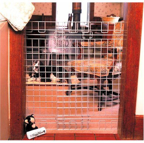 Pet Gate - 5 Way Plastic - Peazz Pet