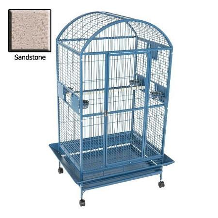 Amazon Dome Top Bird Cage - Sandstone - Peazz Pet
