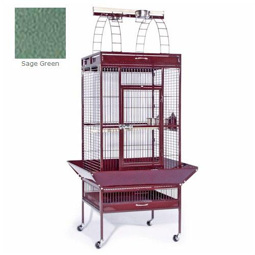 Sage Products Large Select Wrought Iron Play Top Cage - S...
