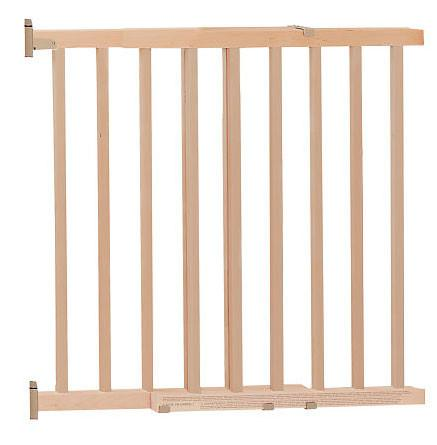 Evenflo G10503 Top of Stair Wood Gate - Peazz Pet