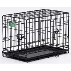 Midwest Metal Midwest 42x28x30 Double Door I-crate (i-154...