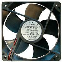 "Ice Cap 3"" Canopy Fan (IC06110) - Peazz Pet"